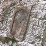 Sokolská mohyla - původní podoba